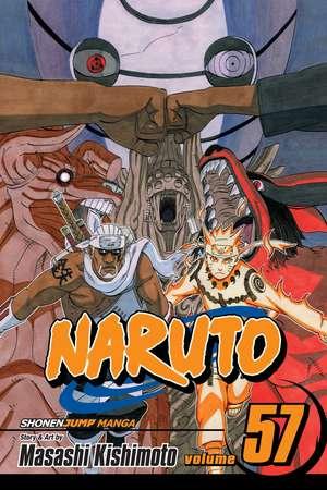 Naruto, Vol. 57 de Masashi Kishimoto