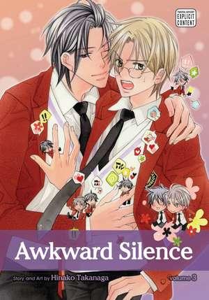 Awkward Silence, Vol. 3 de Hinako Takanaga