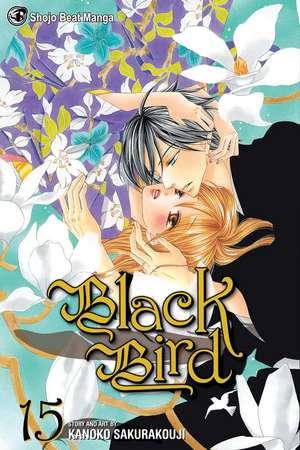 Black Bird, Vol. 15 de Kanoko Sakurakouji