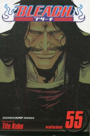 Bleach, Volume 55 de Tite Kubo
