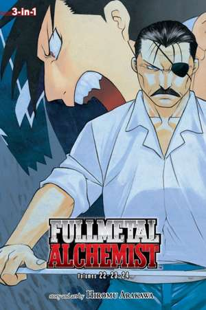 Fullmetal Alchemist (3-in-1 Edition), Vol. 8