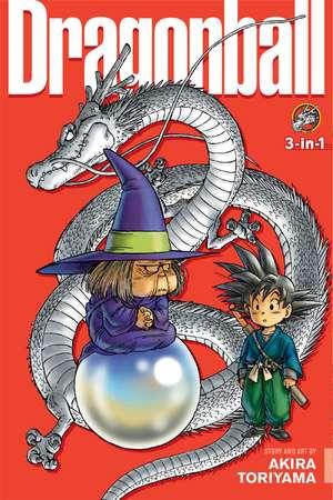 Dragon Ball (3-in-1 Edition), Vol. 3 imagine