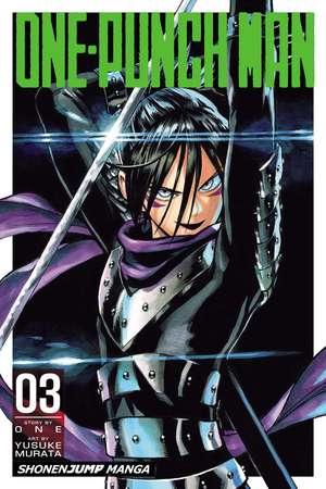 One-Punch Man, Vol. 3