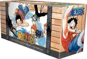 One Piece Box Set 2: Skypeia and Water Seven imagine