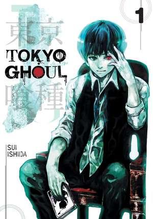 Tokyo Ghoul, Vol. 1 de Sui Ishida
