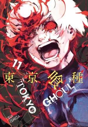 Tokyo Ghoul, Vol. 11