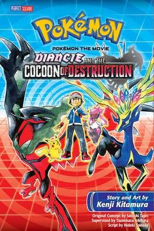 Pokémon the Movie: Diancie and the Cocoon of Destruction de Satoshi Tajiri