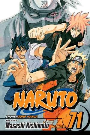 Naruto, Vol. 71: I Love You Guys de Masashi Kishimoto