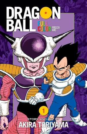 Dragon Ball Full Color Freeza Arc  Vol. 1