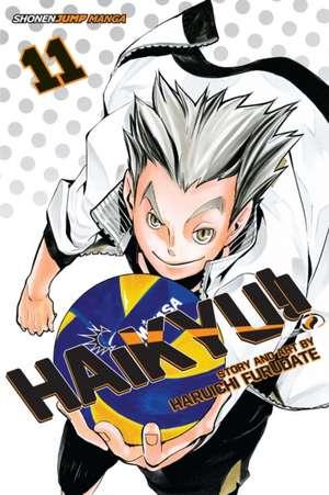 Haikyu!!, Vol. 11 de Haruichi Furudate