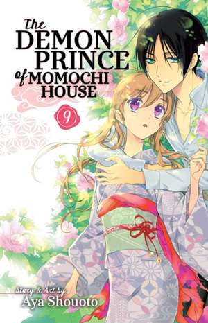 The Demon Prince of Momochi House, Vol. 9