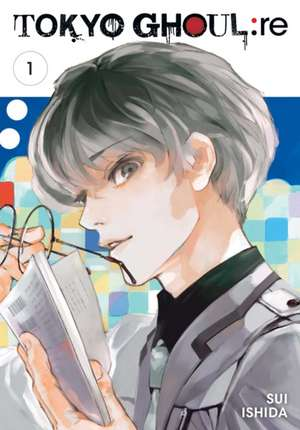 Tokyo Ghoul re Volume 1 Sequel