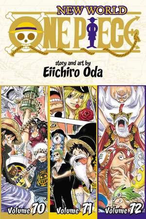 One Piece (Omnibus Edition), Vol. 24: Includes vols. 70, 71 & 72 de Eiichiro Oda