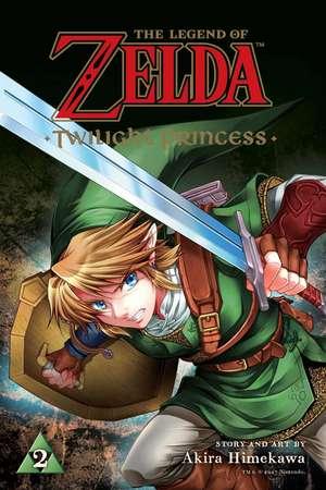 The Legend of Zelda: Twilight Princess, Vol. 2 imagine