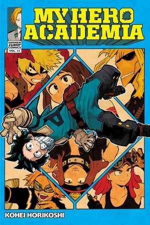 My Hero Academia, Vol. 12 de Kohei Horikoshi