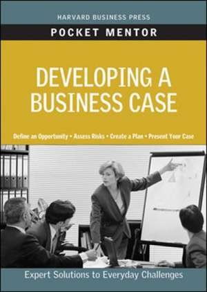 Developing a Business Case