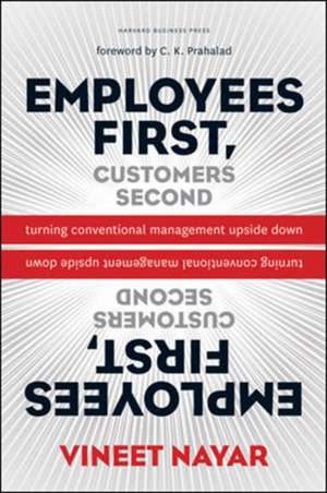 Employees First, Customers Second imagine