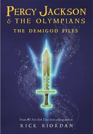 Percy Jackson. The Demigod Files