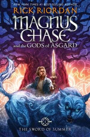 Magnus Chase and the Gods of Asgard, Book 1 The Sword of Summer de Rick Riordan