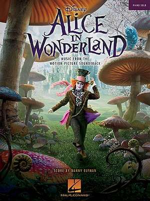 Alice in Wonderland: Music from the Motion Picture Soundtrack de Danny Elfman
