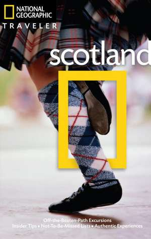 National Geographic Traveler: Scotland de Robin McKelvie