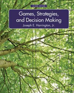 Games, Strategies, and Decision Making imagine