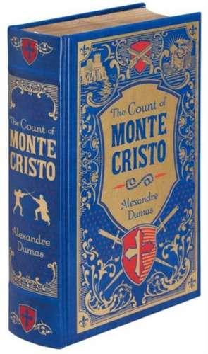 The Count of Monte Cristo: Letherbound. Ediție de colecție de Alexandre Dumas