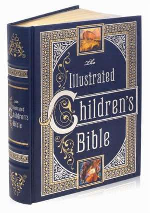 Illustrated Children's Bible (Barnes & Noble Collectible Classics: Omnibus Edition) de Henry A. Sherman