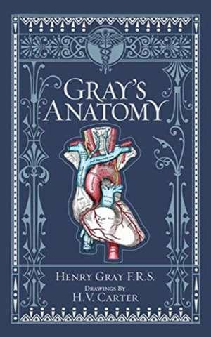Gray's Anatomy (Barnes & Noble Collectible Classics: Omnibus Edition) de Henry Gray