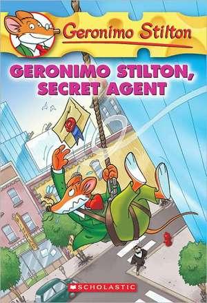 Geronimo Stilton, Secret Agent de Geronimo Stilton