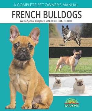 French Bulldogs de Caroline Coile