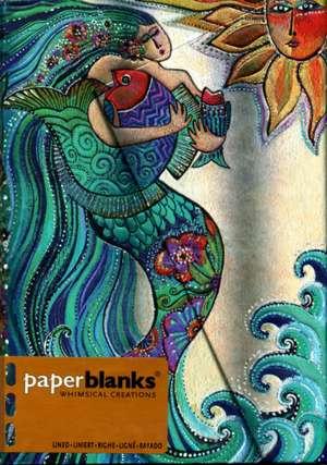 Paperblanks Ocean Song MIDI Li de  Hartley & Marks Publishers Inc