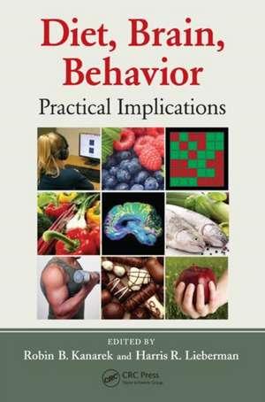 Diet, Brain, Behavior