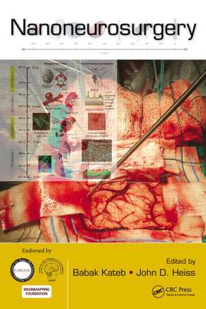 The Textbook of Nanoneuroscience and Nanoneurosurgery