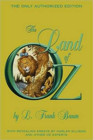 The Land of Oz de L. Frank Baum