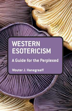 Western Esotericism: A Guide for the Perplexed de Professor Wouter J. Hanegraaff