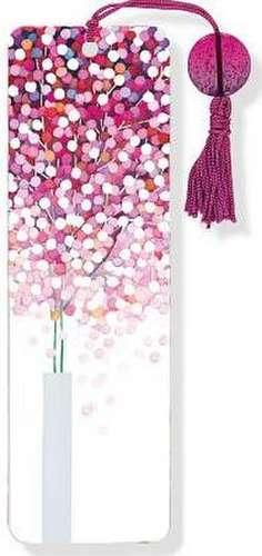 Lollipop Tree Beaded Bookmark de Peter Pauper Press