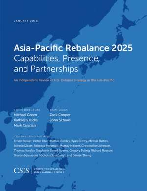 Asia-Pacific Rebalance 2025 de Michael Green