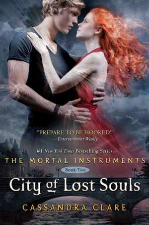 City of Lost Souls de Cassandra Clare