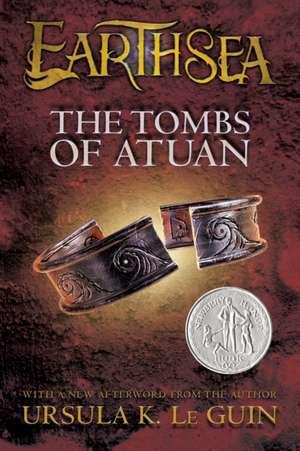 The Tombs of Atuan de Ursula K. Le Guin
