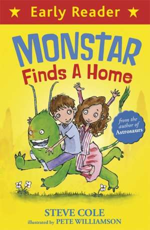 Monstar Finds a Home