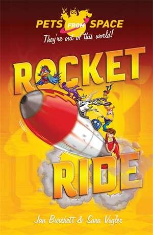 Rocket Ride de Jan Burchett