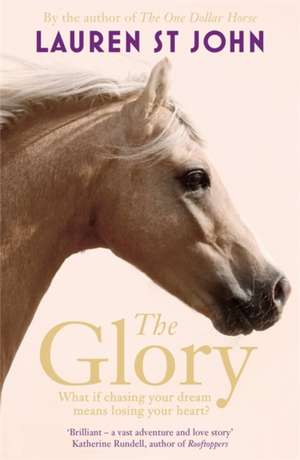The Glory de Lauren St John
