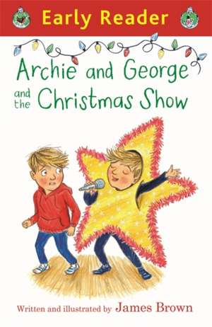 Archie and George and the Christmas Show