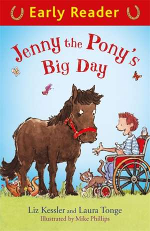 Early Reader: Jenny the Pony's Big Day