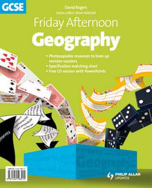 Friday Afternoon Geography GCSE