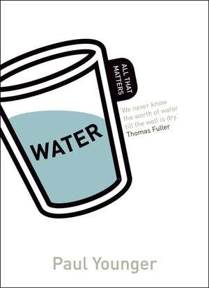 Water de Paul Younger