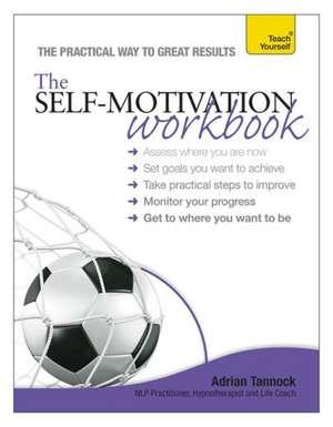 The Self-Motivation Workbook imagine