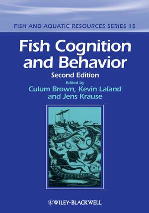 Fish Cognition and Behavior imagine