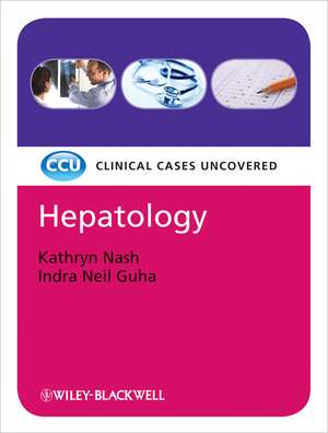 Hepatology: Clinical Cases Uncovered imagine